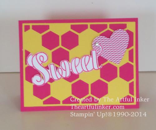 Countless Sayings Sweethear card