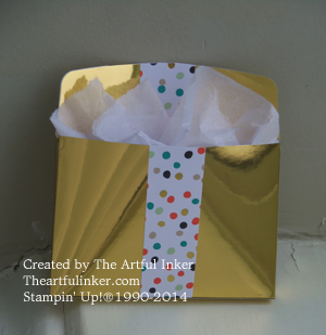 Envelope Liner Box