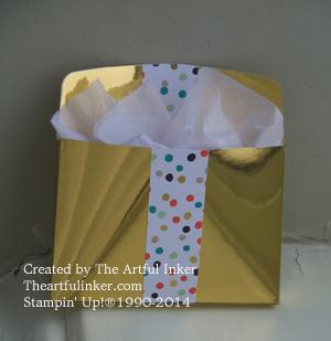 Envelope Liner Box