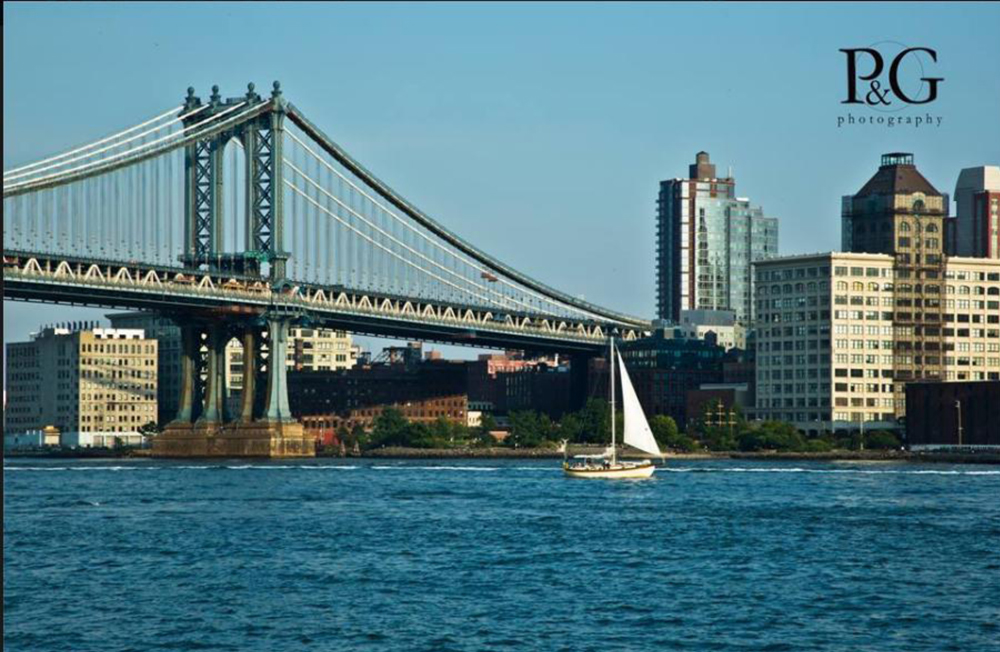 New York City Waterfront by Greg Mauger of P&G Photography