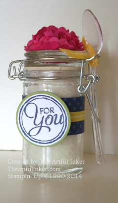 Mini Sugar Scrub