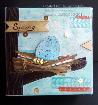 """Something That Says """"Spring"""""""