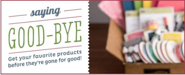 Retiring Product Banner