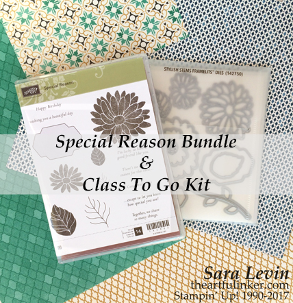 Special Reason Bundle & Kit to Go from theartfulinker.com