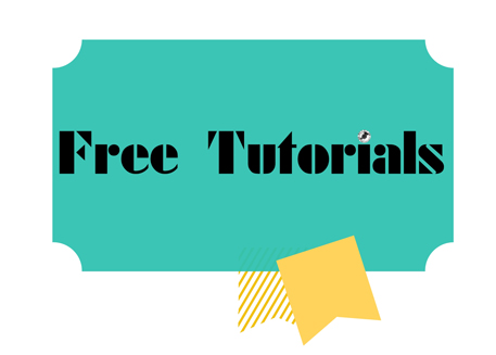 Link to theartfulinker.com Free Tutorials