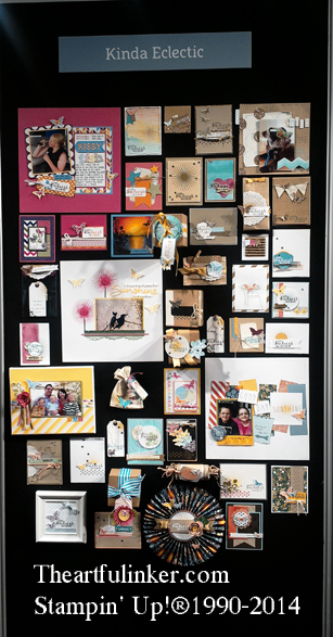 Stampin' Up! Convention Display Board 10