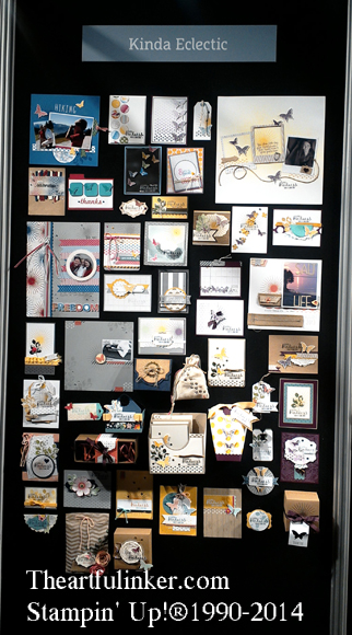 Stampin' Up! Convention Display Board 11