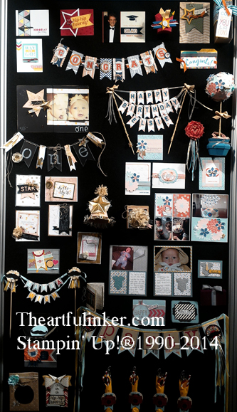 Stampin' Up! Convention Display Board 12