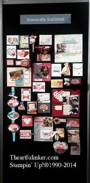 Stampin' Up! Convention Display Board 13