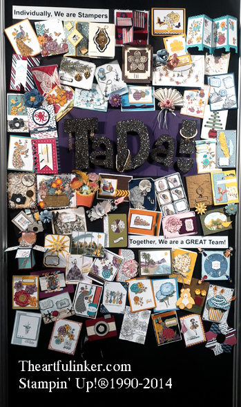 Stampin' Up! Convention Display Board 2