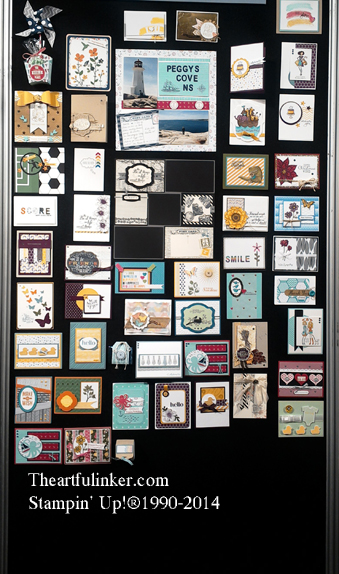 Stampin' Up! Convention Display Board 3