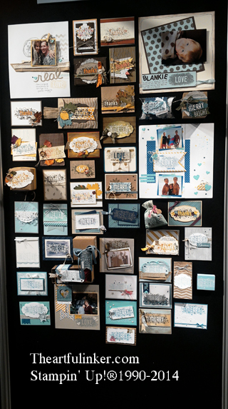 Stampin' Up! Convention Display Board 5