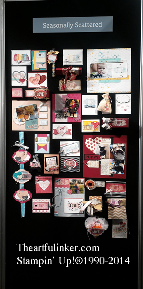 Stampin' Up! Convention Display Board 6