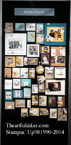 Stampin' Up! Convention Display Board 9