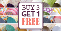 Buy 3 Get 1 Free from theartfulinker.com