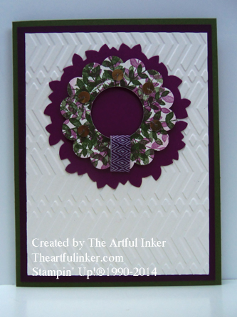 For All Things Wreath from theartfulinker.com