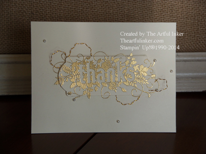 CAS Seasonally Scattered card from theartfulinker.com