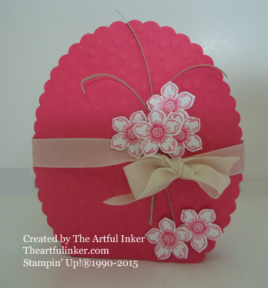 Easter Egg Box from theartfulinker.com