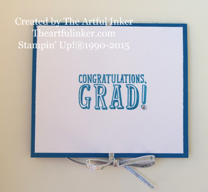 BYOP Grad Gift Card Holder for Creation Station