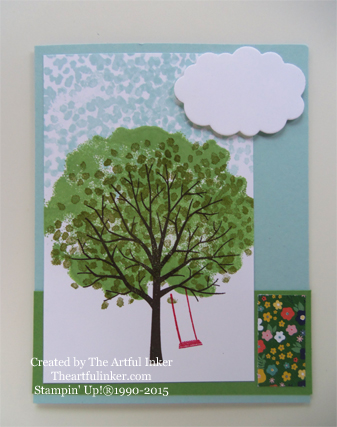 Sheltering Tree for TSOT215 from theartfulinker.com