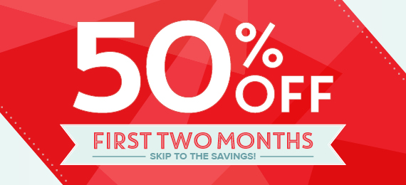 50% of Your First Two Months of Paper Pumpkin when you subscribe from  May 12 - June 10 https://mypaperpumpkin.com?demoid=2059166