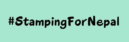 #StampingForNepal