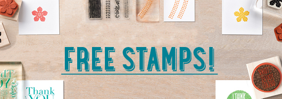 Join My Team during June, 2015 and earn FREE stamps - theartfulinker.com