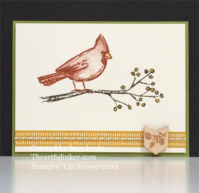 Joyful Season for PPA266 from theartfulinker.com