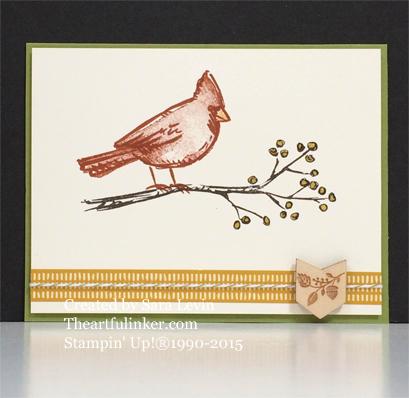 Joyful Season for PPA266 from theartfulinker.com