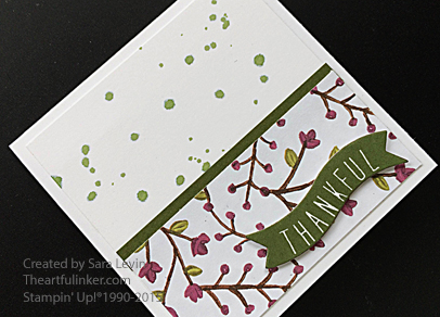 Acorny Thank You Love Note 3 of 4 from theartfulinker.com
