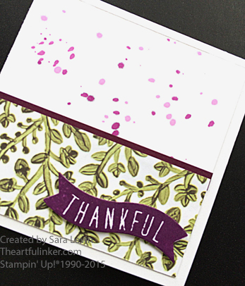 Acorny Thank You Love Note 4 of 4 from theartfulinker.com