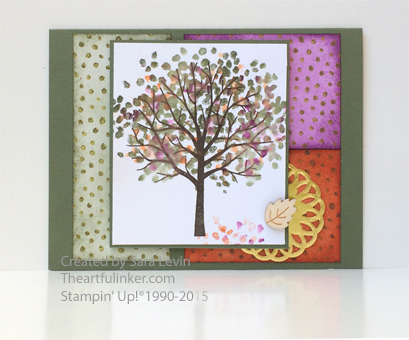 Sheltering Tree for TSOT241 from theartfulinker.com