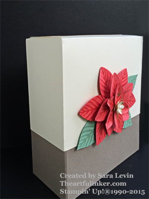 Reason for the Season box for GDP009 from theartfulinker.com