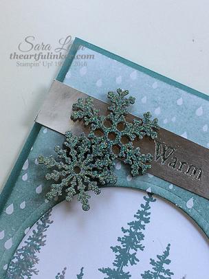 Wonderland for TSOT249 - embellishment detail - from theartfulinker.com