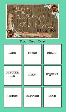 OSAT Blog Hop Tic Tac Toe - April, 2016
