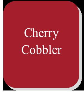 Cherry Cobbler