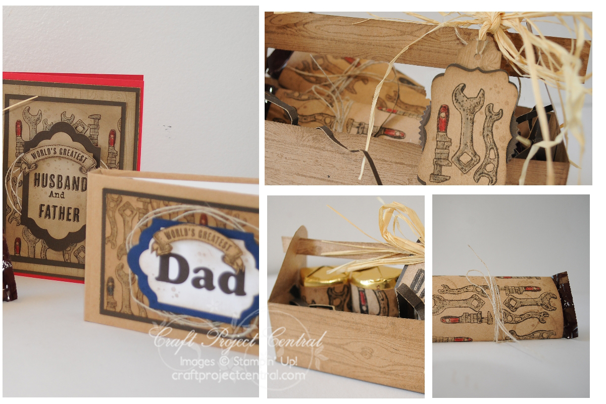 Fathers Day Gift Set Craft Project Central