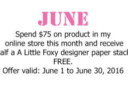 June Online Shopping Bonus