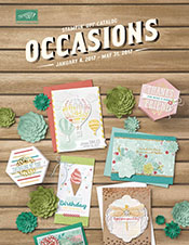 Occasions Catalog from theartfulinker.com