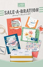 Sale-A-Bration Brochure from theartfulinker.com