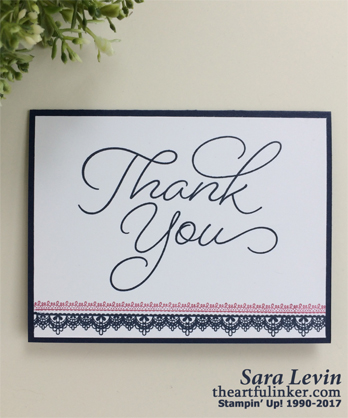 So Very Much and Delicate Details card from theartfulinker.com