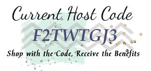March Host Code F2TWTGJ3