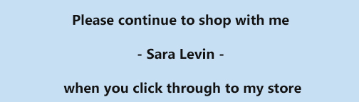 Continue to shop with Sara Levin