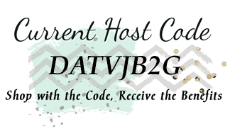 April Host Code - DATVJB2G