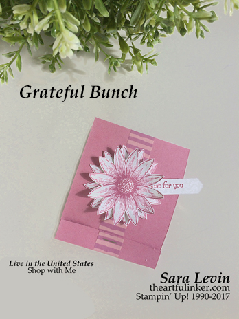 Simple Grateful Bunch RAK from theartfulinker.com
