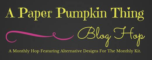 A Paper Pumpkin Thing Blog Hop Header