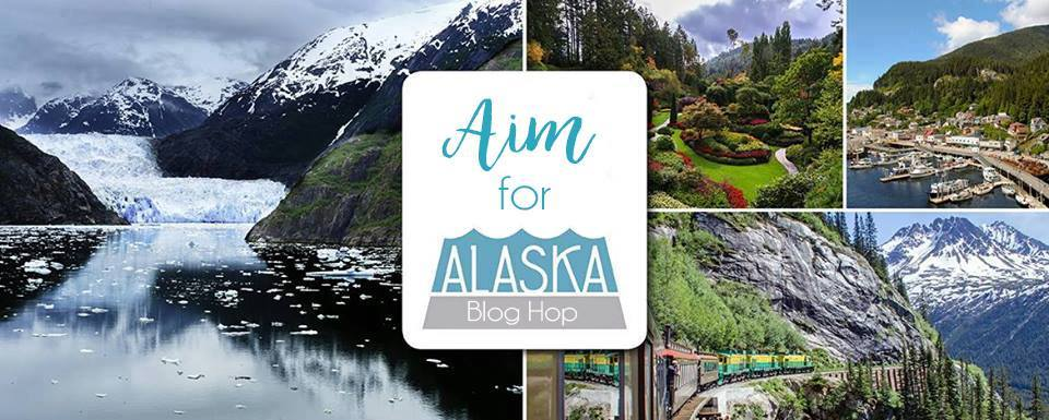 Aim for Alaska Blog Hop Header