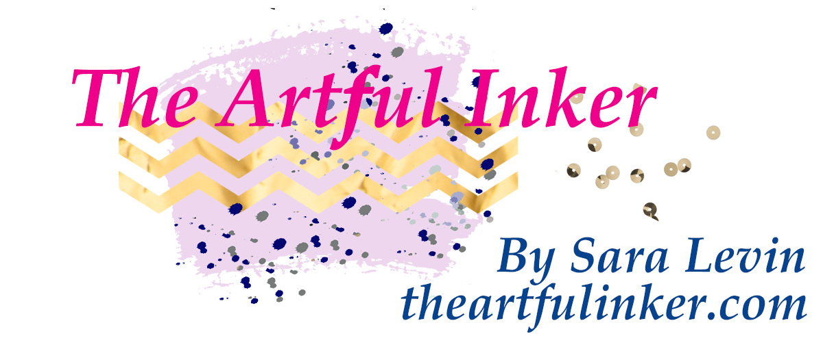 TheArtfulinker.com blog header