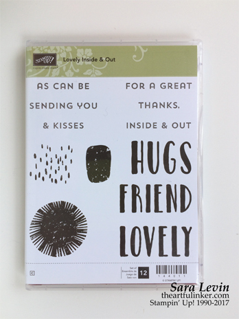 Lovely Inside and Out stamp set