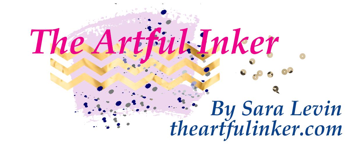 TheArtfulinker.com blog header
